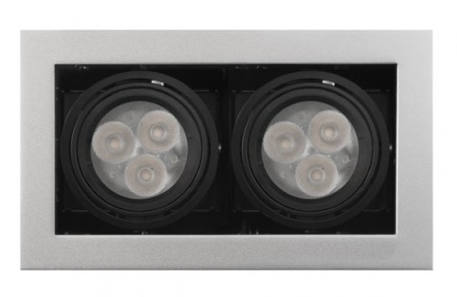 LED double spot