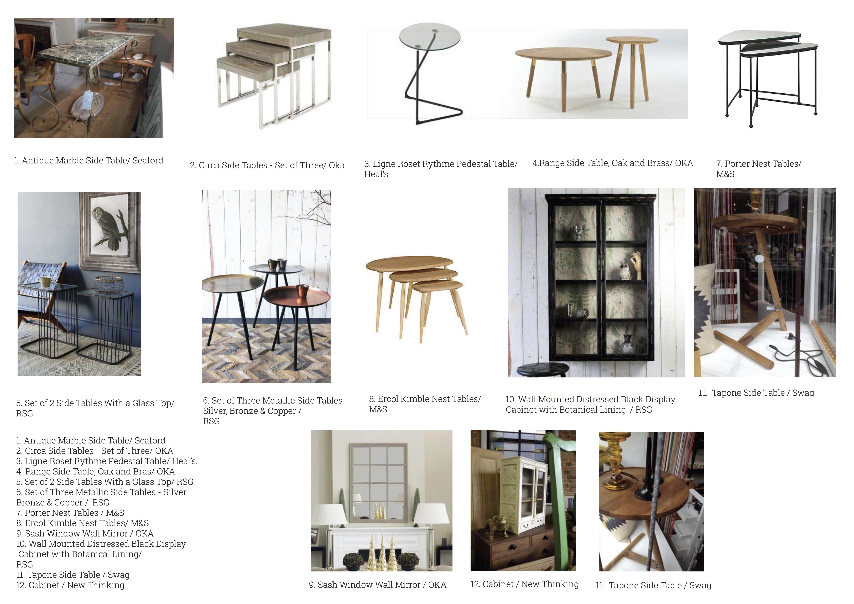 Sussex Furniture Styling Pfeiffer Designpfeiffer Design