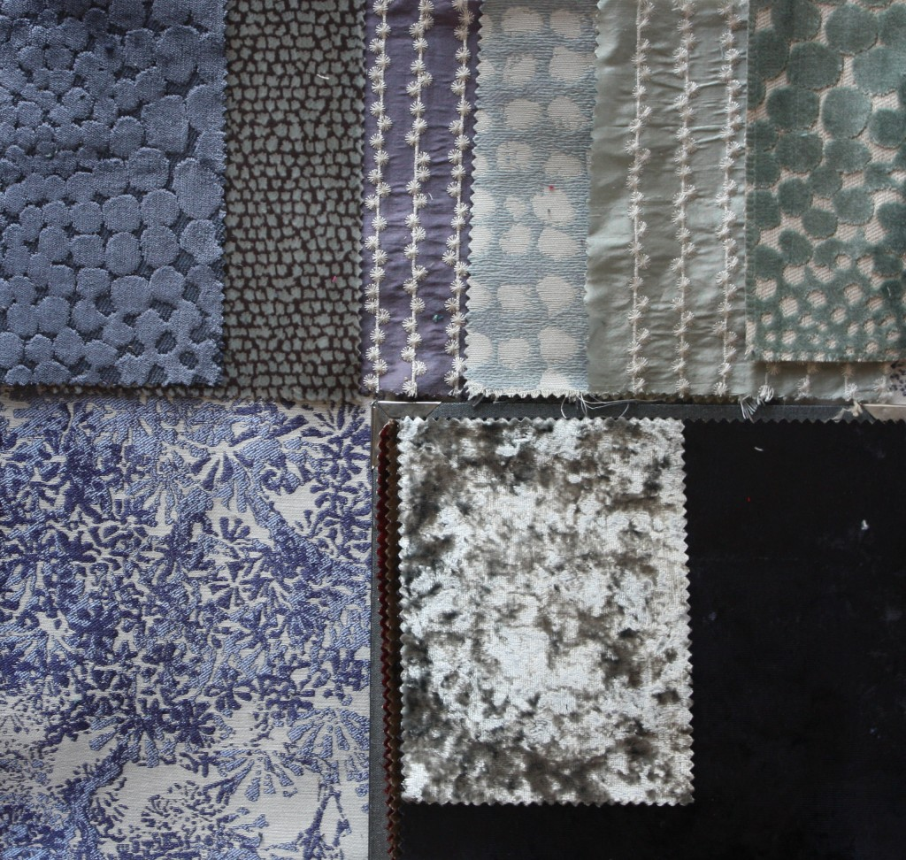 Proposed fabric selection