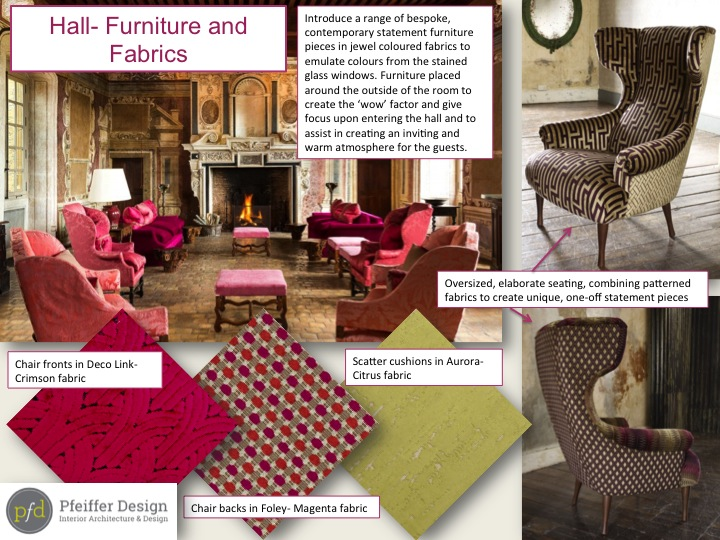 Hall Furniture and Fabrics 2