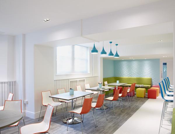 Commercial Interior Design Services Pfeiffer Design