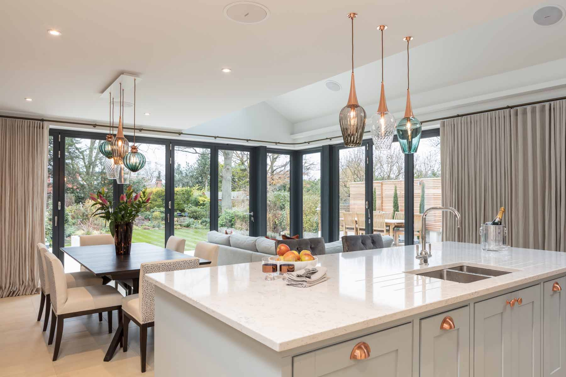 Extensions and Open Plan Living   Pfeifffer Design