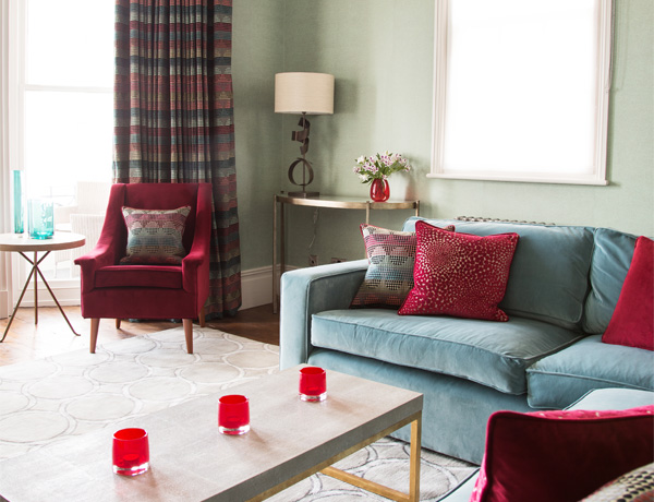 Image for Get 15% off soft furnishings and bespoke furniture!