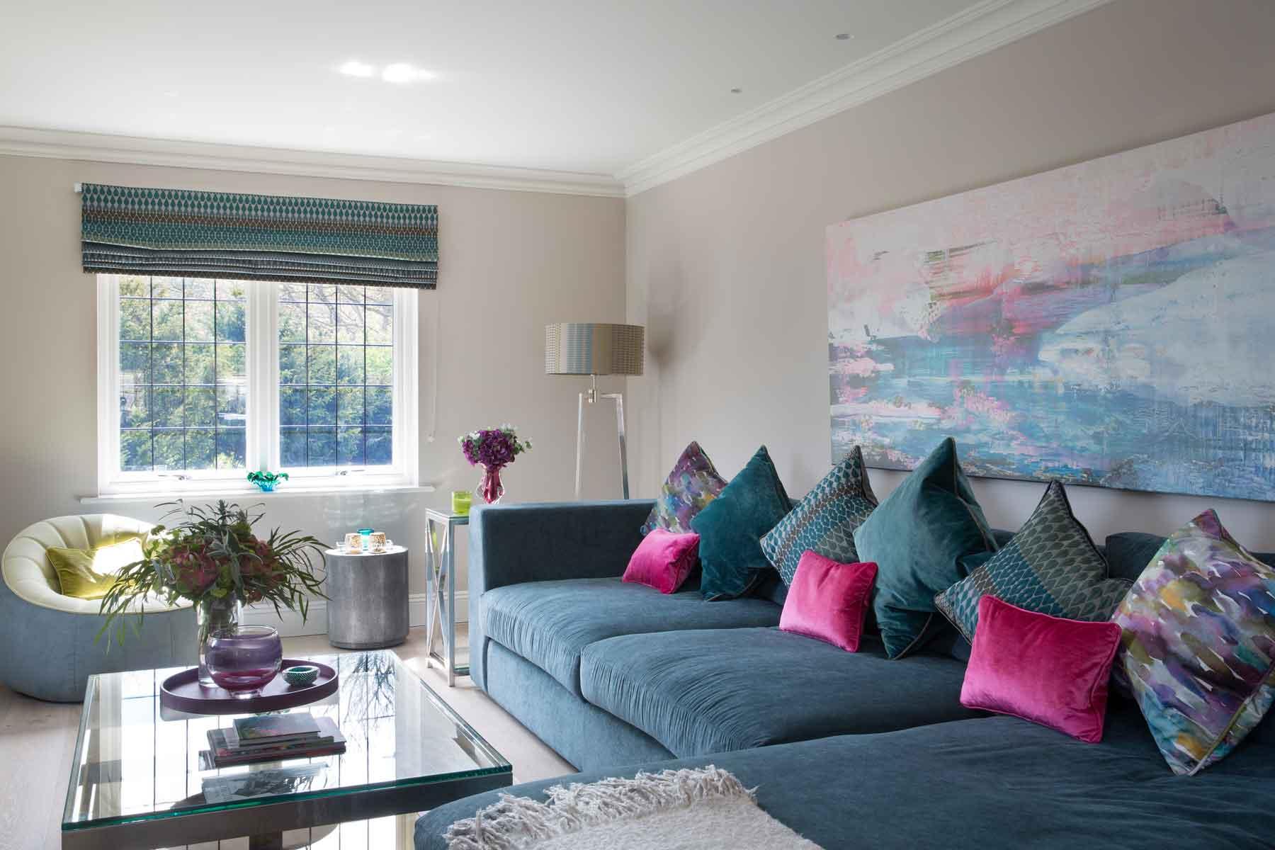 Family Home Interior Design Case Study In Eastbourne