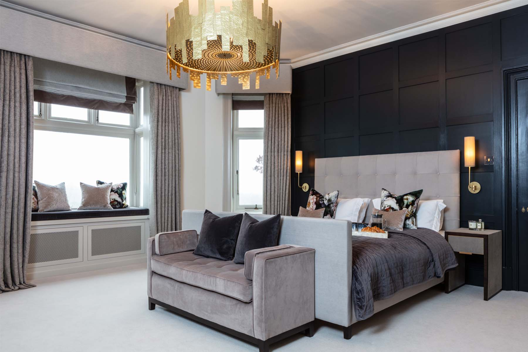 Country House Interior Design Case Study in West Sussex  Pfeiffer