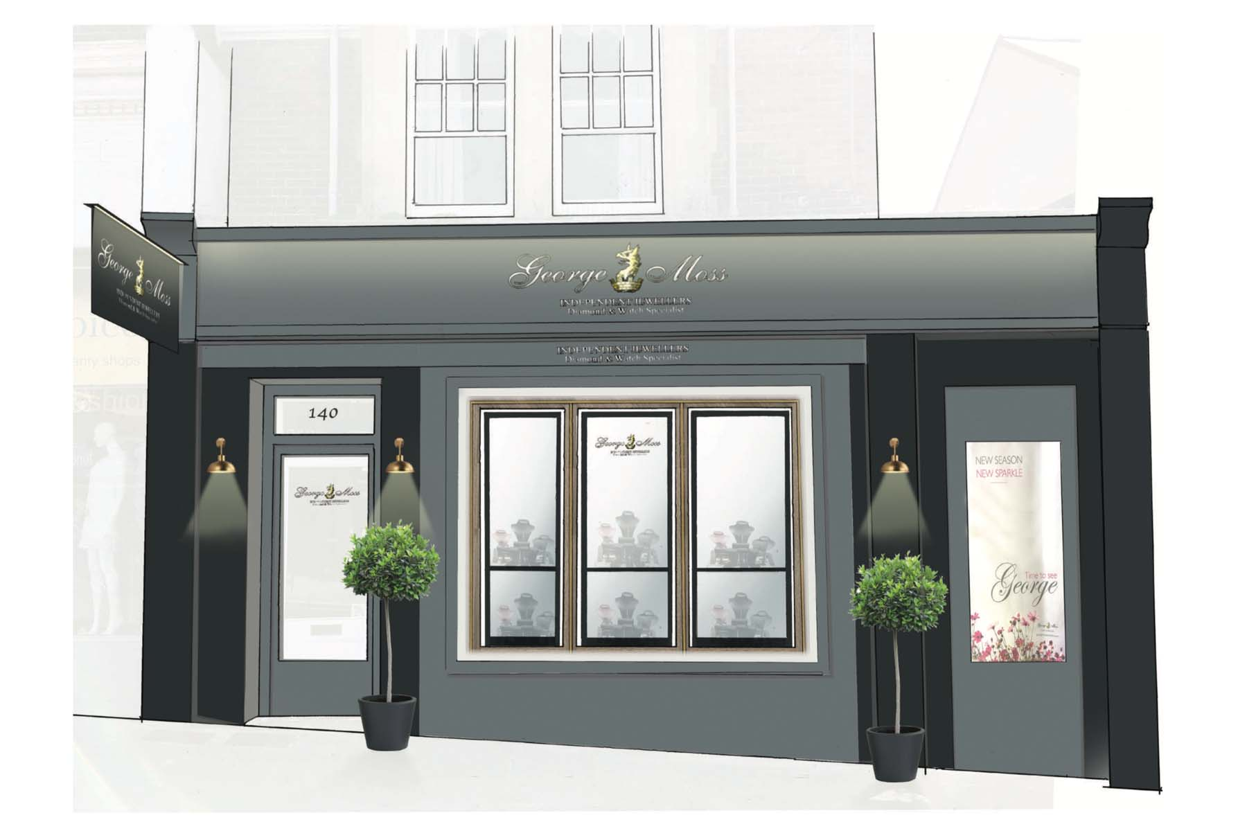 Image for Jewellers redesign