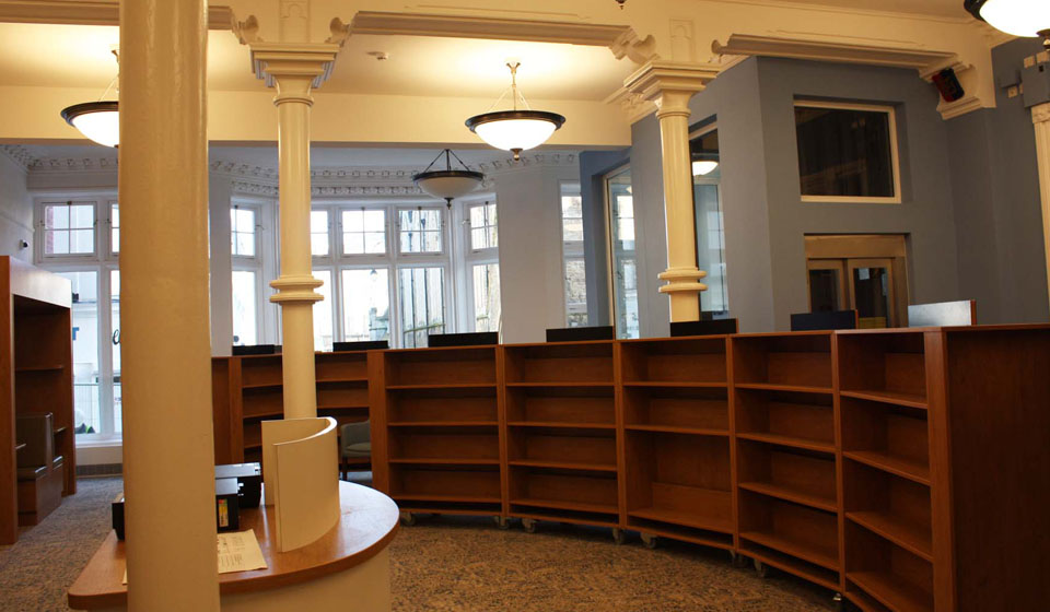 Image for Historic library