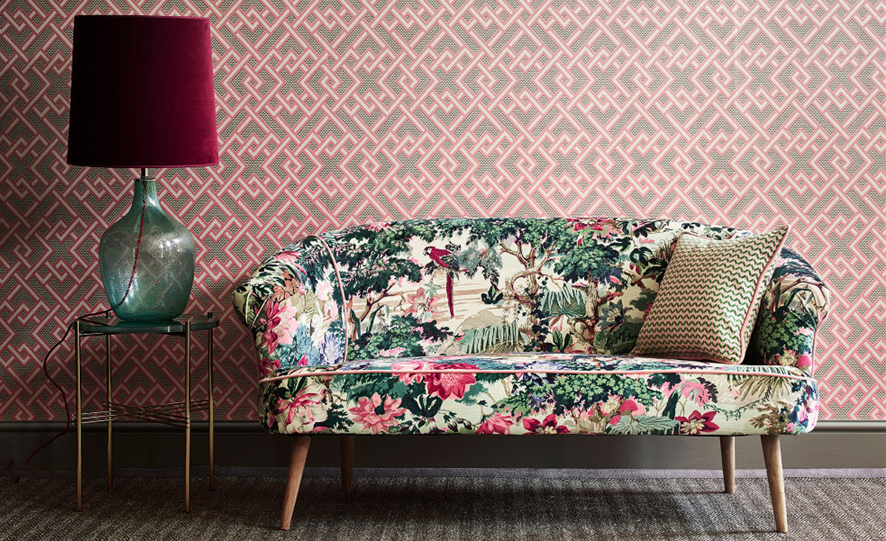 Image for Step into Summer with the hottest interior trends of 2018!