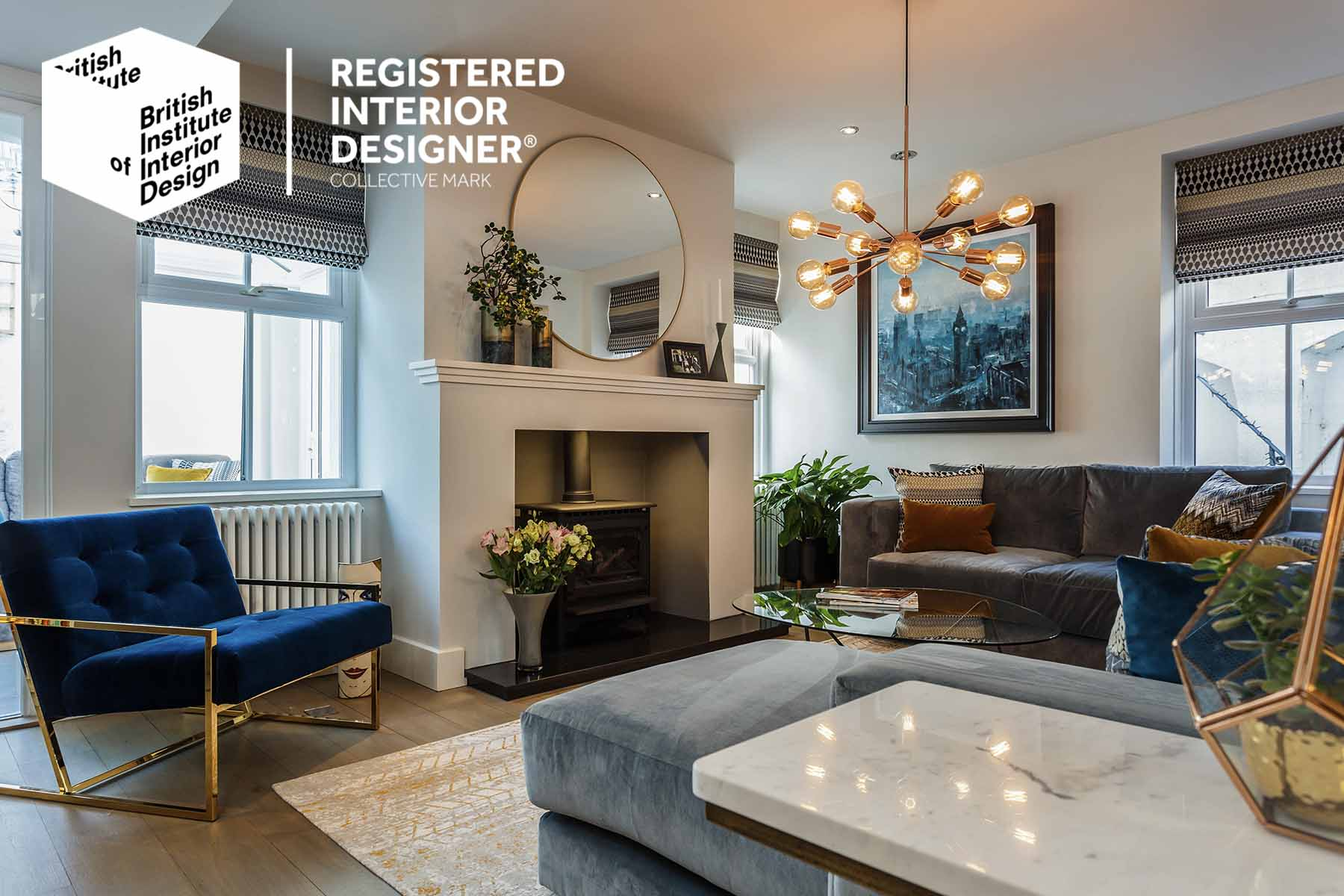 Image for Susie Pfeiffer Becomes 'British Institute of Interior Design' Registered Interior Designer®