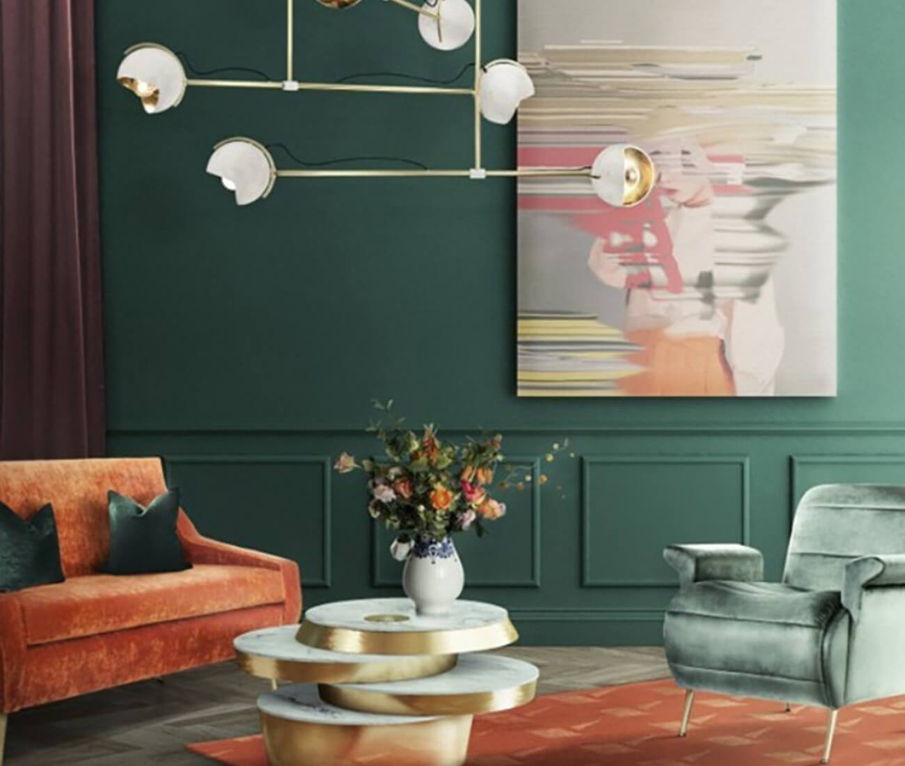 Interior Design Trends 2019: The Hottest Interior Design Trends 2019
