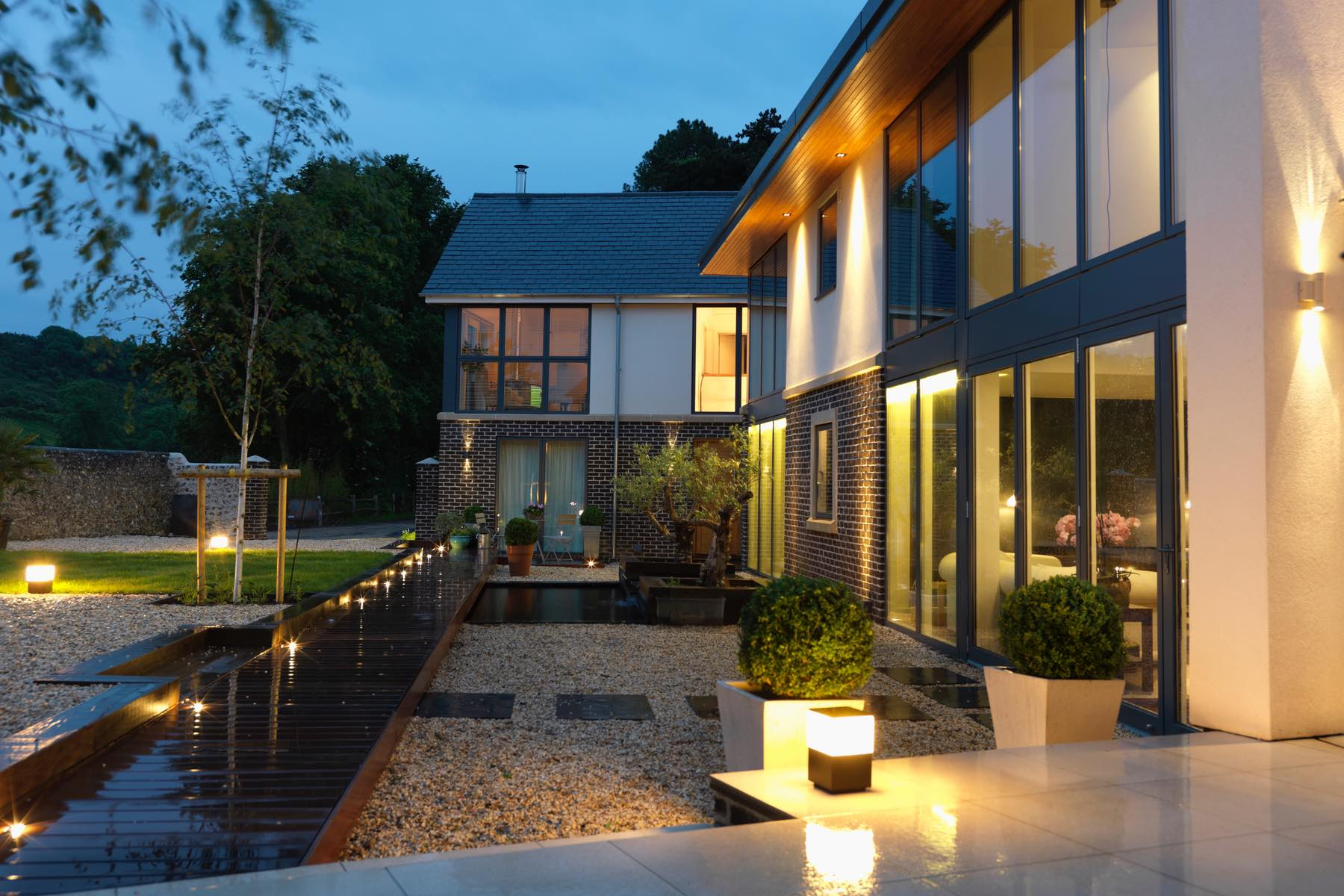 Commercial  U0026 Residential Lighting Design London  Sussex