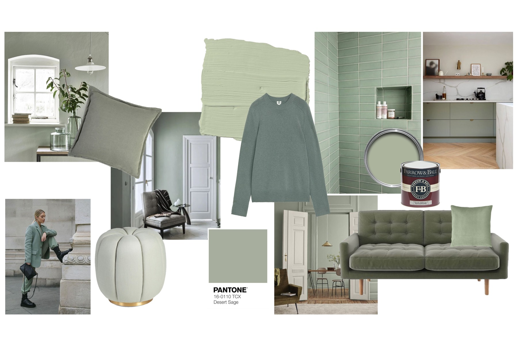 Image for Trend Edit: Sage Green