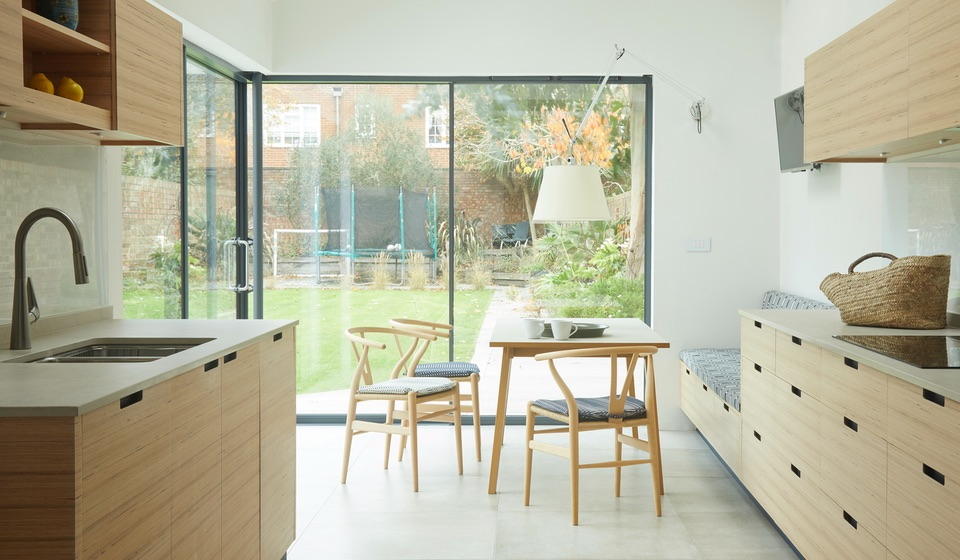 Image for Scandi-Inspired Family Kitchen