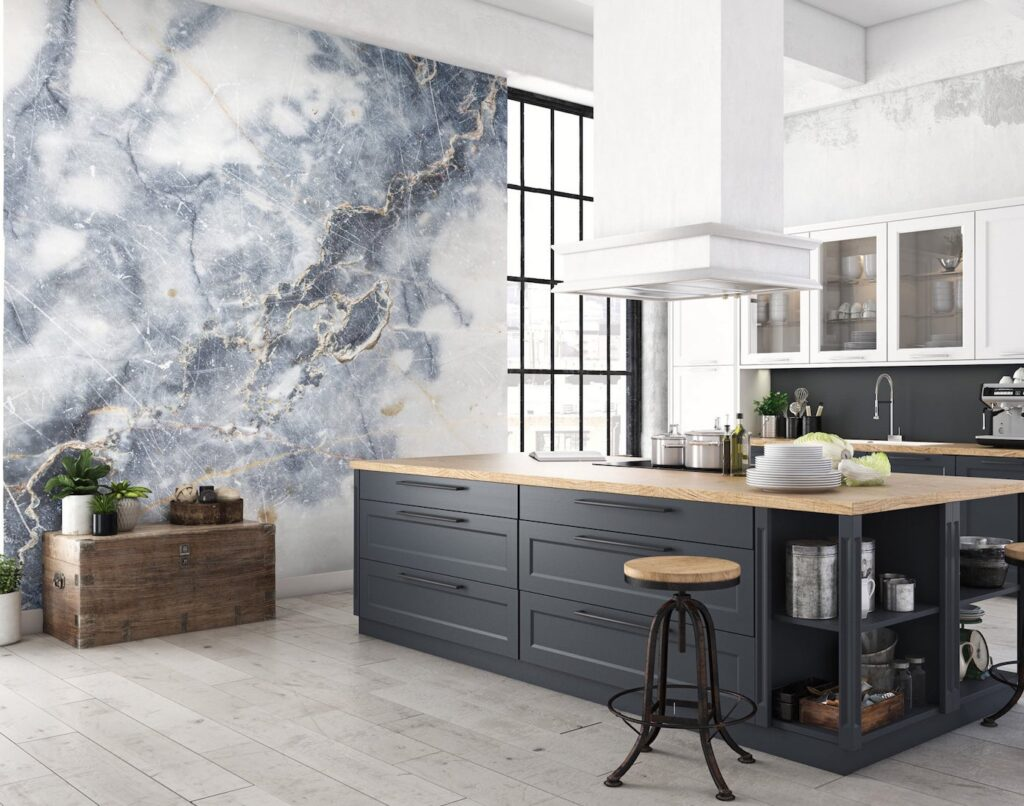 statement wall art for kitchen trends